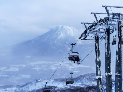 Winter In Hokkaido 653007980 4985X4012
